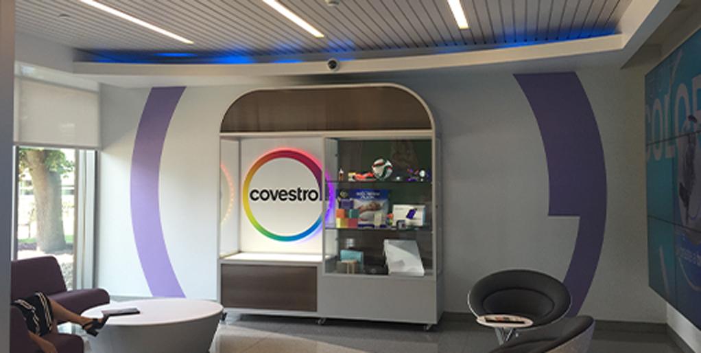 Covestro Custom Acrylic Display